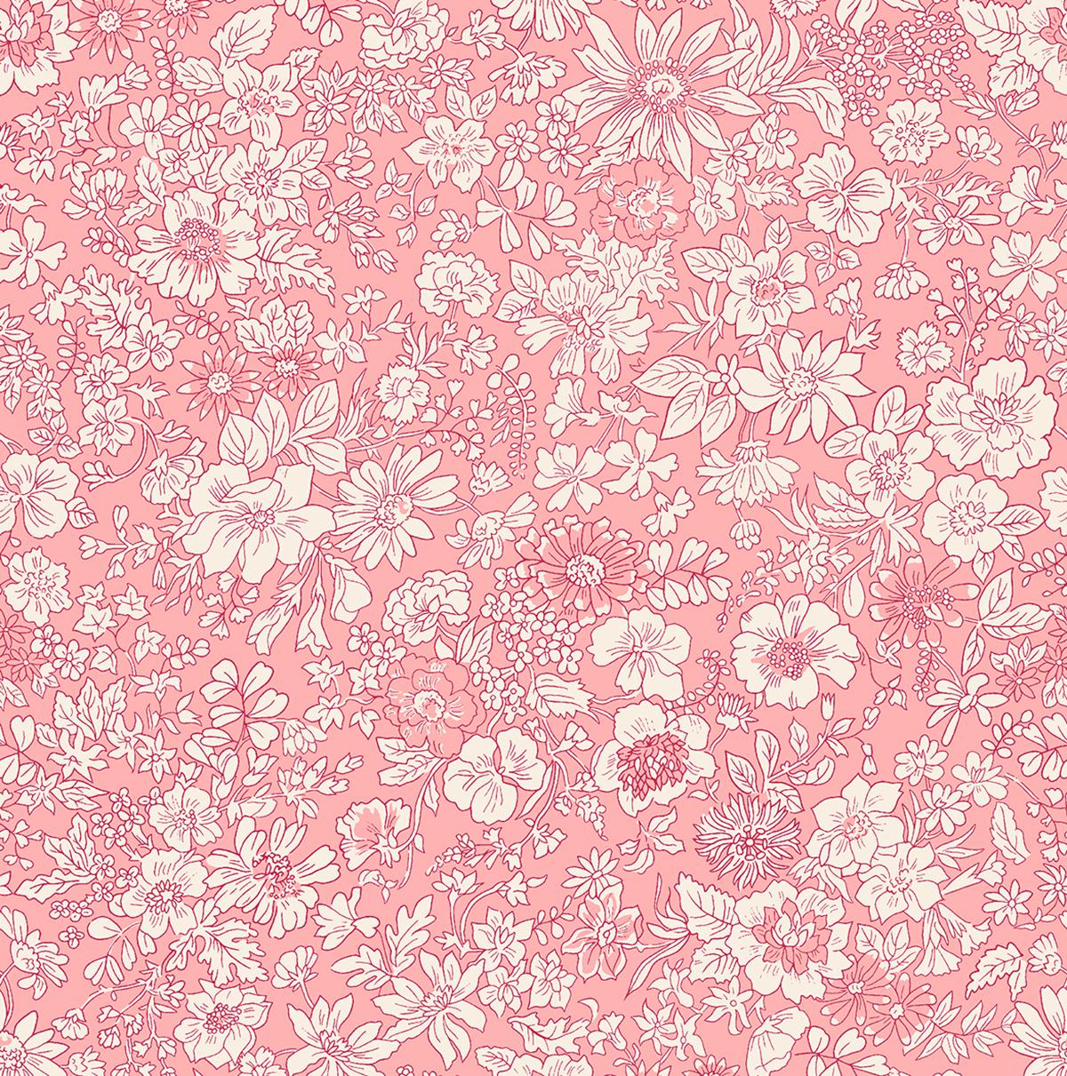 The English Garden Fabric By Liberty Fabrics Autos Post